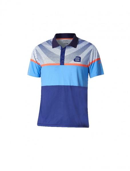 andro® Poloshirt Blake - navy/blau