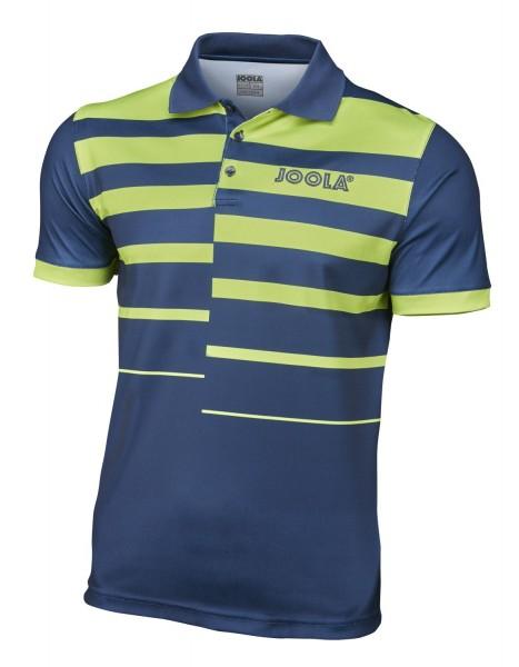 Joola Shirt LINARES - navy-lime