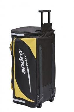 andro® Lumen Rollbag schwarz/gelb/weiss