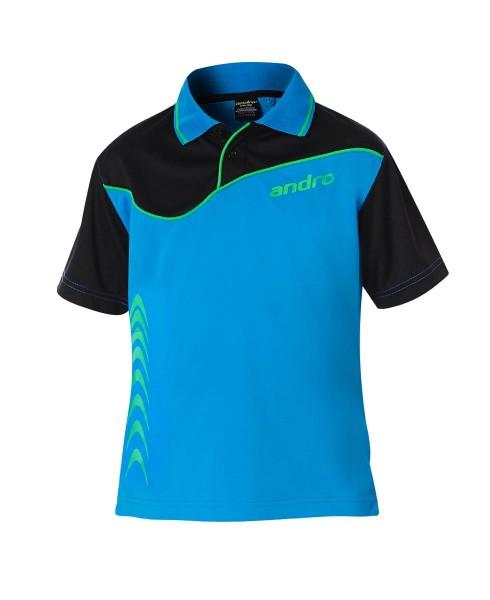 andro Polo Brendan Youth blau/schwarz/grün