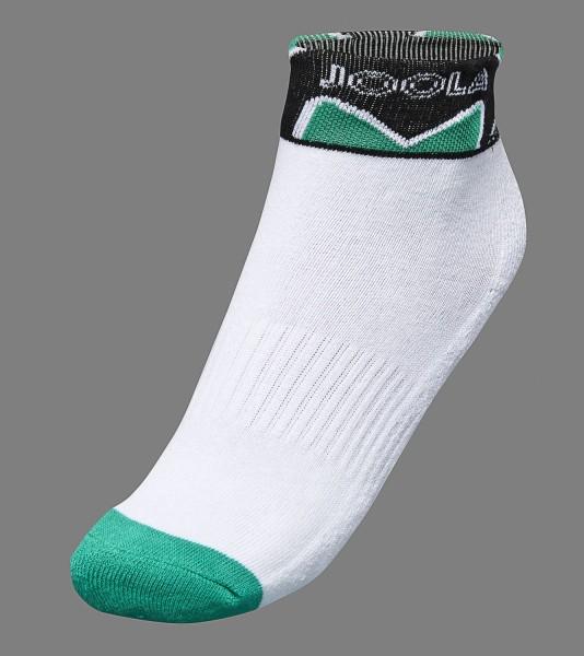 Joola Socke Ribo grün