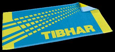 Tibhar Handtuch Spectra 100x50cm - blau/lime
