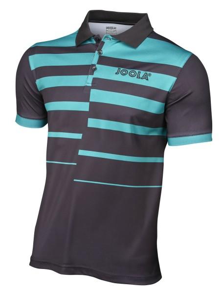 Joola Shirt LINARES - schwarz-grün