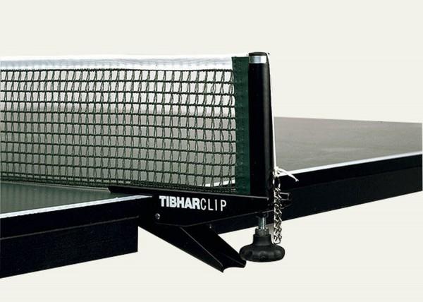 Tibhar Netzgarnitur CLIP grün