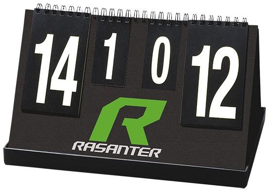 andro® Zählgerät RASANTER - schwarz/grün
