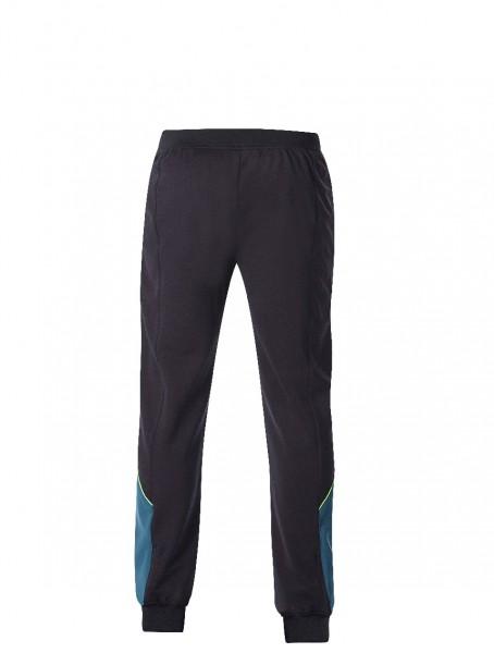 andro® Anzughose Morris - schwarz/grün