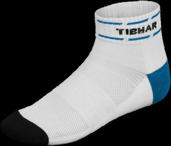 Tibhar Socke Classic - weiss/blau